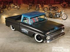 1964 Chevrolet C10 Front