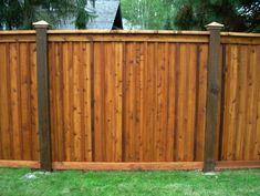 Wood Privacy Fences - fencing - chicago - Dynasty Innovations LLC