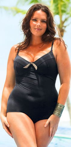 PIN NOW READ LATER - Ideas for plus size women over 50 who need a new bathing suit. Yes.... I know how HORRID it is to shop for swimsuits. READ ARTICLE at http://boomerinas.com/2013/03/swimsuits-for-plus-size-apple-pear-hourglass-body-types/