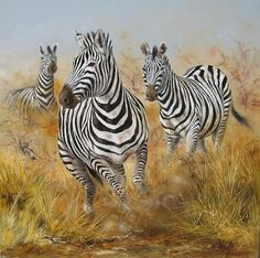 Pierre Couzy artiste peintre Animalier | Annuaire Culturel