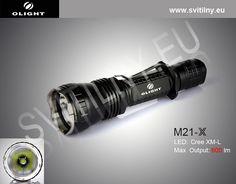 Taktická svítilna Olight M21-X Warrior