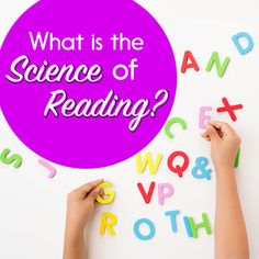 """What is the """"Science of Reading?"""" - Learning at the Primary Pond"""