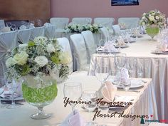 Фото 415009 в коллекции Белая свадьба в Ше Веро. - Флорист-декоратор Янина Венгерова