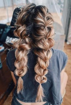 Braided Hairstyles For Wedding, Easy Hairstyles For Long Hair, Braids For Short Hair, Box Braids, Different Braid Hairstyles, Cute Hairstyles For Summer, Pool Hairstyles, Wedding Braids, Cool Braid Hairstyles