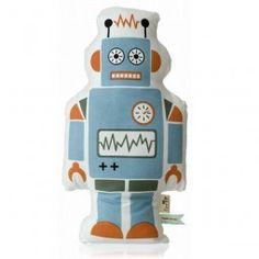 Mr. Large Robot kussen