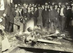 """Yes, ISIS Burned a Man Alive. White Americans Did the Same Thing to Thousands of Black People. The United States practiced a unique cultural ritual that was as least as gruesome as the """"medieval"""" punishments meted out by ISIS against its foes."""