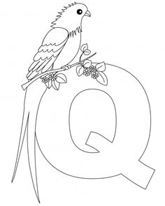 Free and printable alphabet coloring sheets are available for kids to help them learn the alphabet and words. These printable alphabet coloring pages contain the easy coloring page for kids and a harder one for adults. Letter A Coloring Pages, Coloring Letters, Flower Coloring Pages, Animal Coloring Pages, Printable Coloring Pages, Coloring Pages For Kids, Coloring Books, Coloring Sheets, Kids Coloring