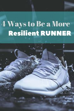 It's tempting to give into feelings of laziness and fear, but you can make yourself more resistant to those urges. Here's how to be a more resilient runner. Running Diet, Running Form, Running On Treadmill, Running Training, Trail Running, Running Shoes, Running Inspiration, Fitness Inspiration, Running In The Dark