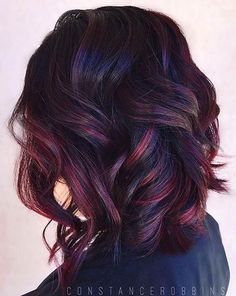 Cool 55 Gorgeous Spring Hair Color Ideas For Brunette. More at http://trendwear4you.com/2018/02/22/55-gorgeous-spring-hair-color-ideas-brunette/