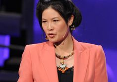 """Sheryl WuDunn coauthored a book everyone should read """"Half the Sky: Turning Oppression into Opportunity for Women Worldwide""""  And I love her optimism; """"women are not the problem THEY are the SOLUTION"""""""