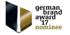 GERMAN BRAND AWARD 2017 GOLDEN NIGHT ENERGY ist nominiert!!!