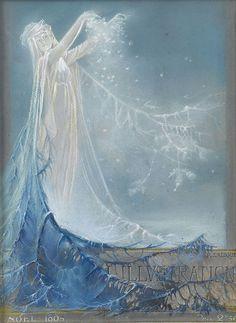 """René Jules Lalique (French, 1860–1945), """"Noel"""", 1905"""