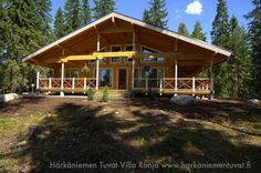 Villa Ronja, Härkäniemen Tuvat, Mikkeli, Finland