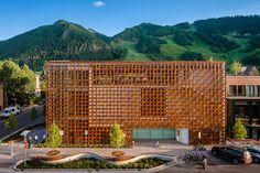 Video: conoce el nuevo Museo de Arte de Shigeru Ban en Aspen