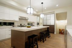 Park Haven - contemporary - kitchen - calgary - Superior Cabinets