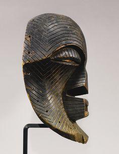 Luba-Songye Mask, Democratic Republic of the Congo | lot | Sotheby's