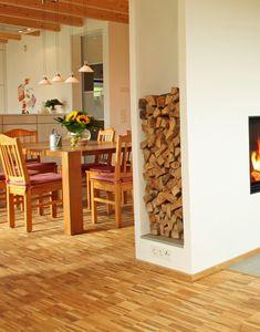 23 Ideas wood storage ideas firewood rack living rooms for 2019 Indoor Firewood Rack, Firewood Shed, Firewood Storage, Hallway Storage, Stair Storage, Storage Design, Storage Ideas, Organization Ideas, Wood Store