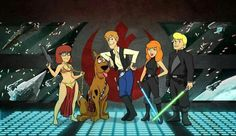 Scooby Wars