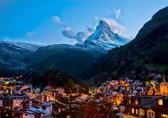 L' #immobilier s'active dans les montagnes suisses ! #ski #swiss