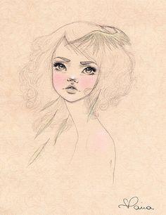 ritratto - donna -