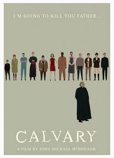 CCL - Cinema, Café e Livros: Calvário (Calvary)