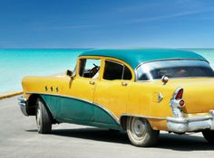 Old car in Havana, Cuba..Re-pin...Brought to you by #CarInsurance at #HouseofInsurance in Eugene, Oregon