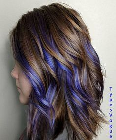 Now we have a beautiful & gorgeous Shades of Purple Hair color styles for 2018. We hope you love this look because it is very cute, vibrant & stylish ideas we shared today. This Hair color combination is unique but it's works very well. It's perfect for 2018 girls and women. Enjoy everyday with your new styles in 2018.