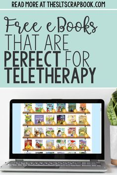 Books are must-have item in speech therapy sessions, and eBooks are great for Teletherapy! The Oxford Owl website has a huge range of fiction and non-fiction books for kids aged 3-11 years old, that are perfect to use in teletherapy sessions! Check out this blogpost to find out why it is so great, what types of books you can use, what goals you can work on, and HOW you can use them in your teletherapy speech therapy sessions. Read more at thesltscrapbook.com