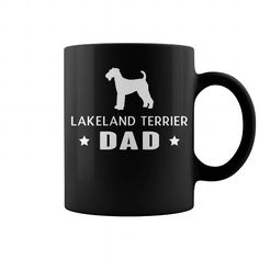 Lakeland Terrier Dad Coffee Mugs T-Shirts, Hoodies ==►► Click Shopping NOW!