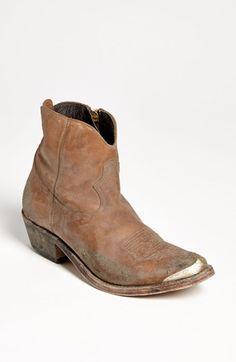 Nordstrom Boots - Golden Goose 'Young Western' Boot available at Botas Western, Western Boots, Cowboy Boots, Short Cowgirl Boots, Country Boots, Bootie Boots, Shoe Boots, Ankle Boots, Purses