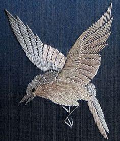 olderrose: embroidery