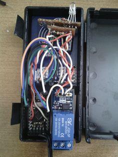 Arduino RC522 RFID Door Unlock