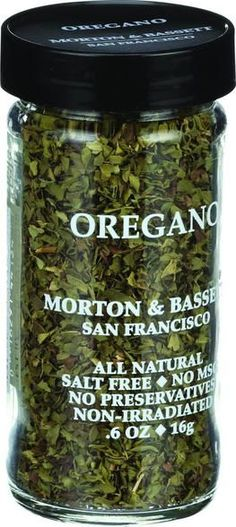 Oregano gives bold flavor and aroma to Mediterranean, Southwestern and Mexican…