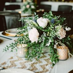 Beautiful and delicate, this luscious green artificial maidenhair fern bush is a wonderful accent to your flower arrangements. Fill in with flowers or cut apart to add the right touch of green to your designs. #fauxflowers Photo: Beca C Photography
