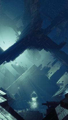 Destiny 2 - IO Concept