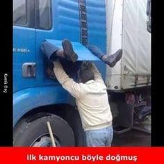 ilk kamyoncu