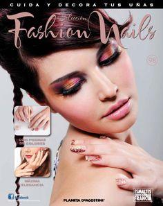 Fascículo 98 de la Colección Fashion Nails
