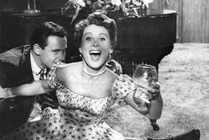 Jack Lemmon and Betty Garrett from MY SISTER EILEEN