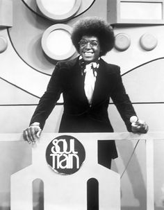 Soul Train - Don Cornelius.  Originally in Chicago at the Merchandise Mart.  Don and the show eventually went to LA.
