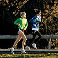 Form tips for teaching shorter, quicker running stride - including posture, hand position, knee lift.  Use hills to teach faster turnover & shorten overstriding.