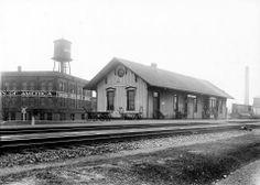 Ligonier Indiana depot