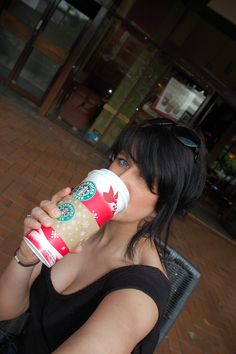 Starbucks in New Zeland ist the same great Starbucks-Coffee as in US :) #great coffee #starbucks #new zeland