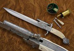 Sharp Lookin' Guns : Classy Blade