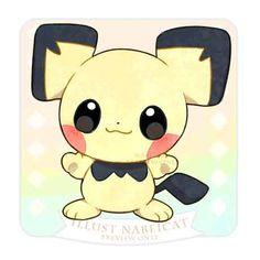 Pichu Pikachu Raichu, Cat Pokemon, Mega Pokemon, Pikachu Art, Pokemon Eeveelutions, Cute Pikachu, Cute Pokemon Pictures, Pokemon Images, Cute Pokemon Wallpaper