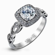 Designer Engagement Rings and Sets - Simon G. Jewelry