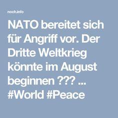 NATO bereitet sich f