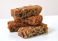 High protein granola bar with quiona