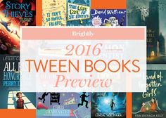 16 Great Middle Grade Books to Read in 2016