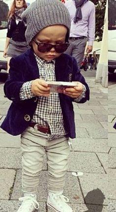 Si tuvieras un hijo ¿lo vestirías así?