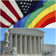 Breaking News: The Supreme Court declared Friday that same-sex couples have a right to marry anywhere in the United States, a historic culmination of decades of litigation over gay marriage and gay rights. #lovewins